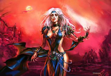 Witch by Venlian