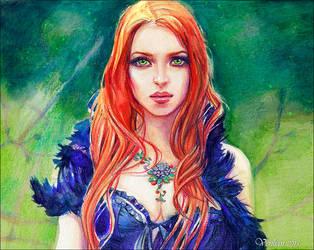 Dream Girl by Venlian