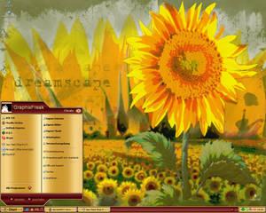 My Desktop by GraphixFreak