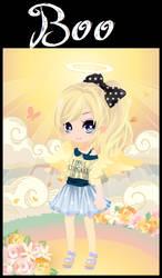 Dreamselfy Boo by faeryhond