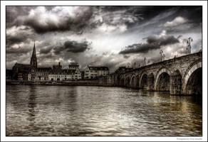 Sint Servaasbrug - Maastricht by OnayGencturk