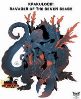 Krakuloch (Ravager of the Seven Seas!) by Boogie209
