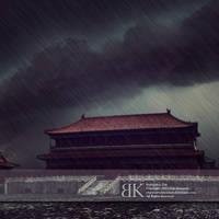 Forbidden City by slight-art-obsession