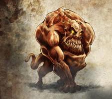 Monster 1 by Snakieball