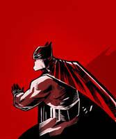 Batman by Snakieball