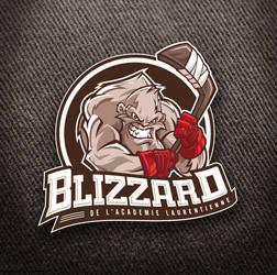 Blizzard logo by Snakieball
