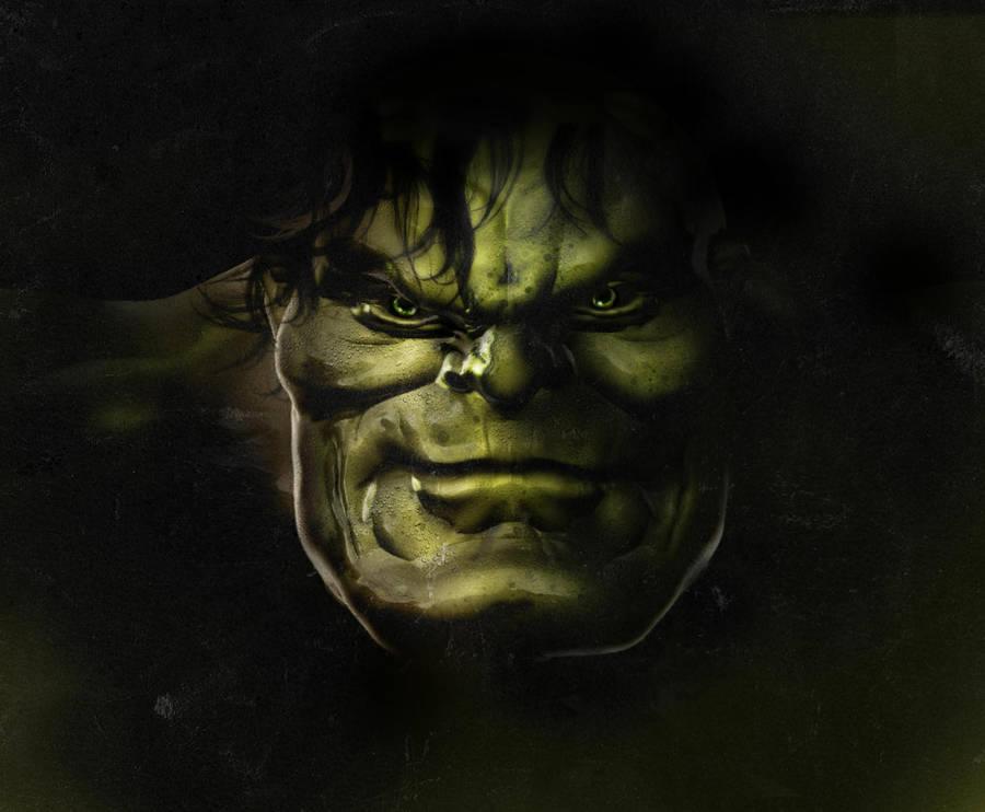 Hulk by Snakieball
