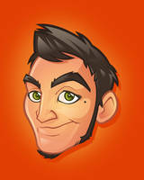 Vector caricature Alexy by Snakieball