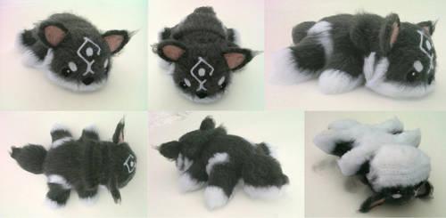 Chibi Wolf Link by Vivacia18