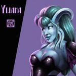 Miss Yliana by Sevenlole