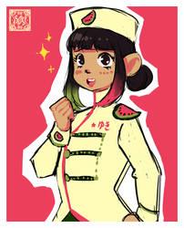 Yuki by Sevenlole