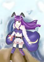 I wont back down by PurpleMoonBunny