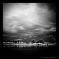 sky above, river below by korrox