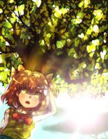 It's sunny today... by JoJoBania