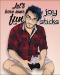 Markiplier: Joysticks by XStory