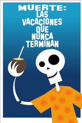 vacations DEATH POSTER by rodolforever