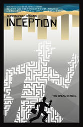 INCEPTION poster E by rodolforever
