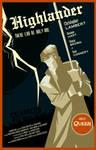 HIGHLANDER poster by rodolforever