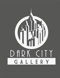 DARK CITY GALLERY logo by rodolforever