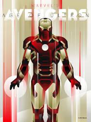 Armored Avenger by rodolforever