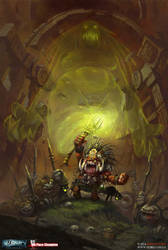 Blizzardfest 2014: BoganShaman! by Guro