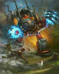 Chikentransmutator for Goblins vs Gnomes contest by Guro