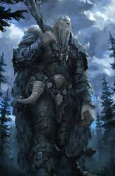 giant by Llyncis