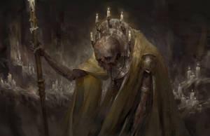 skeleton by Llyncis
