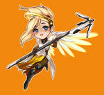 Mercy by pamellka