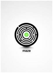 Mazes ID 4 by MazeNL77