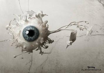 Playstation 3 Eye Toy by Xlisjen