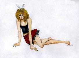 Monny-Bunny by Jack-Snow