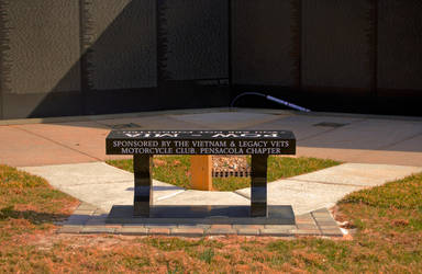 POW MIA Bench by AnthonyMiller
