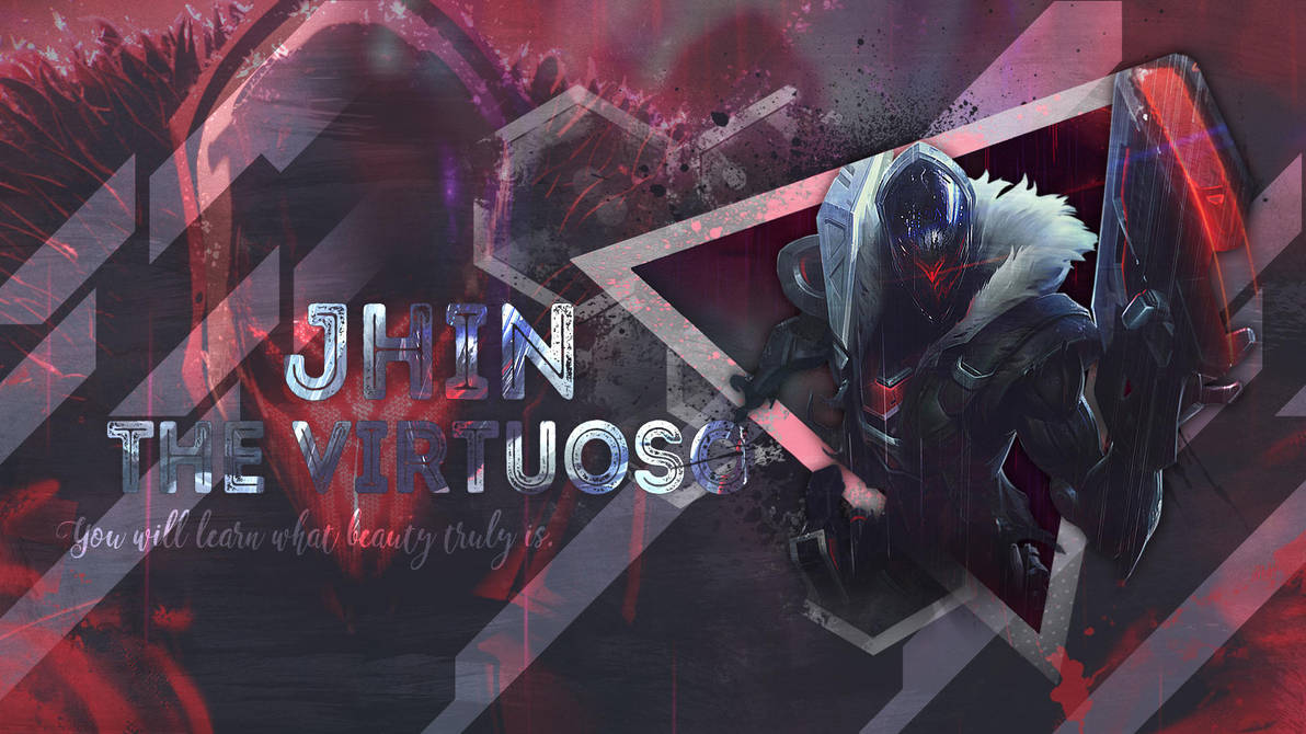 Project Jhin 1920 X 1080 By Mempsu On Deviantart