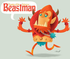 Beastman by MattKaufenberg