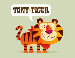 Tony the Tiger by MattKaufenberg