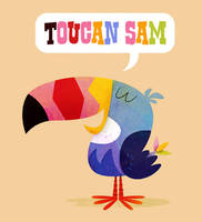 Toucan Sam by MattKaufenberg