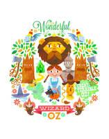 The Wonderful Wizard of Oz by MattKaufenberg