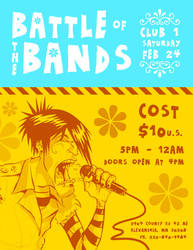 Battle of the Bands by MattKaufenberg