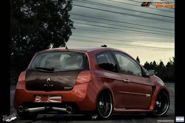 _Renault Clio_ by magnanimus