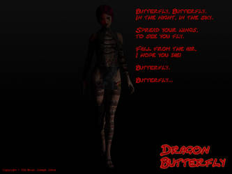 Introducing Dragon Butterfly Dark Lighting by PleasantStorm