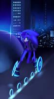 Sonic - Plazma Pass by Rampage-kun