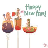 Hello 2016! by MeoMai