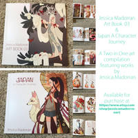 Jessica Madorran Art Book 03 by MeoMai