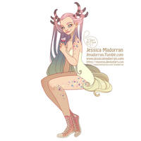 Character Design - Draw this in your Style 2.0 by MeoMai