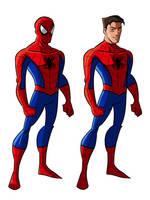 spiderman by Benjaminjuan