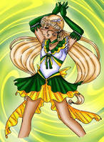 I am Honey Moon by elila
