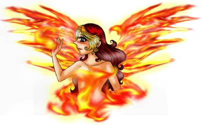 I'm a firestarter by elila