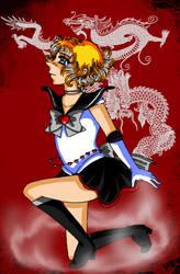 Enter the dragon by elila