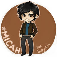 Micah- for Sloynta by Kinky-chichi